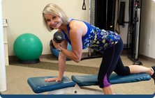 Cathy Boppert's mat exercises